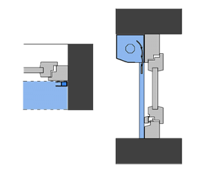Montagearten mit FS V1 LR