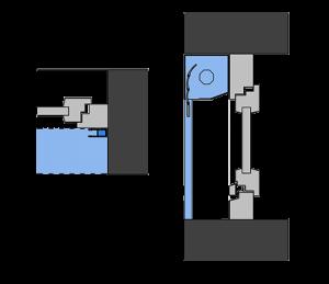 Montagearten mit FS V1 RR