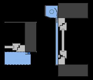 Montagearten mit FS V2 LR